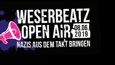 Weserbeatz-Festival 2019: Nazis aus dem Takt bringen!