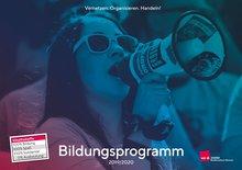 Cover Bildungsprogramm