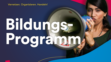 Bildungsprogramm ver.di Jugend 2021 / 2022
